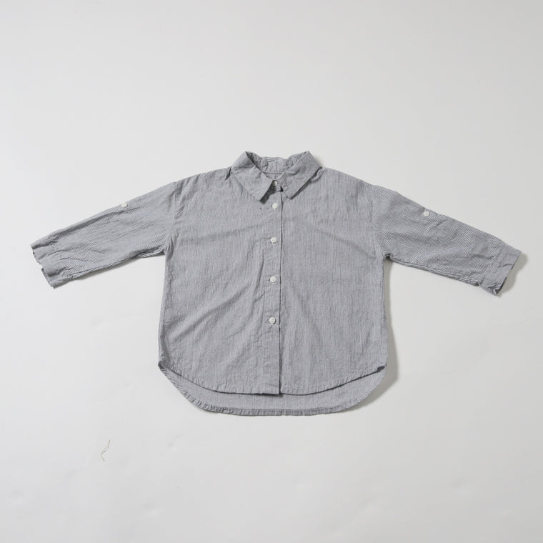 Short Stripe Shirt