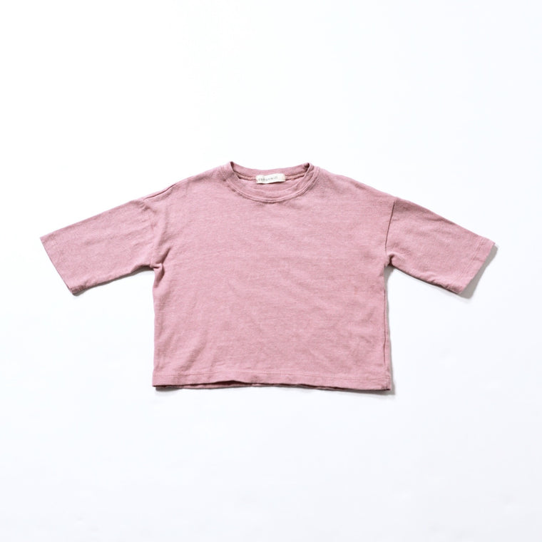 Long Sleeve Raw T-Shirt