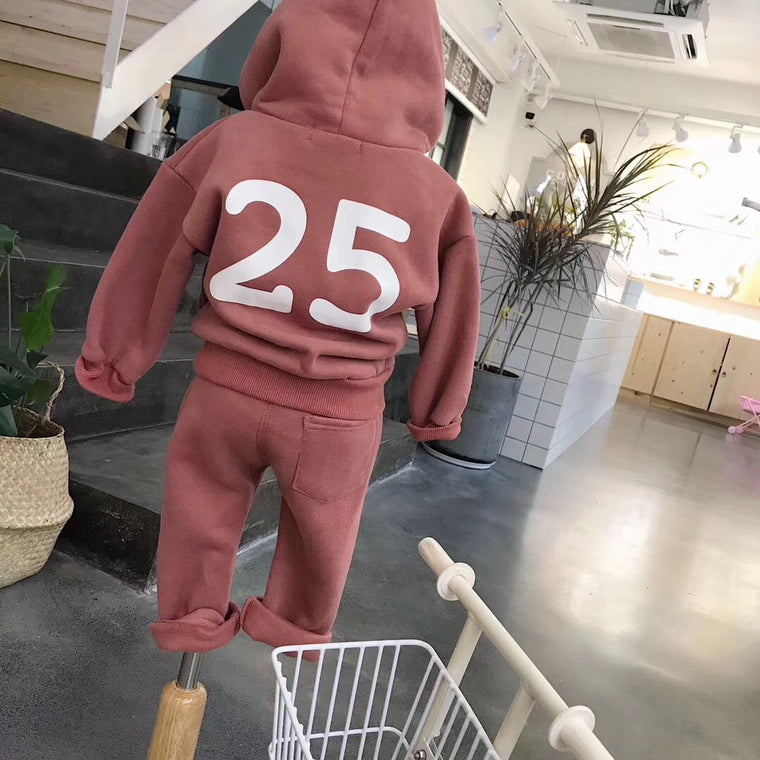 Number 25 Tracksuit