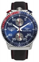 Rally Timer I Blue Dial- 80521