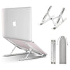 Adjustable Laptop Stand for Desk-Siliver