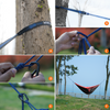 Double Camping Hammock - Red/Charcoal - Winner Outfitters:  Outdoor Gears & Accessories