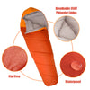 Winner Outfitters Mummy Sleeping Bag(Orange) - Winner Outfitters:  Outdoor Gears & Accessories