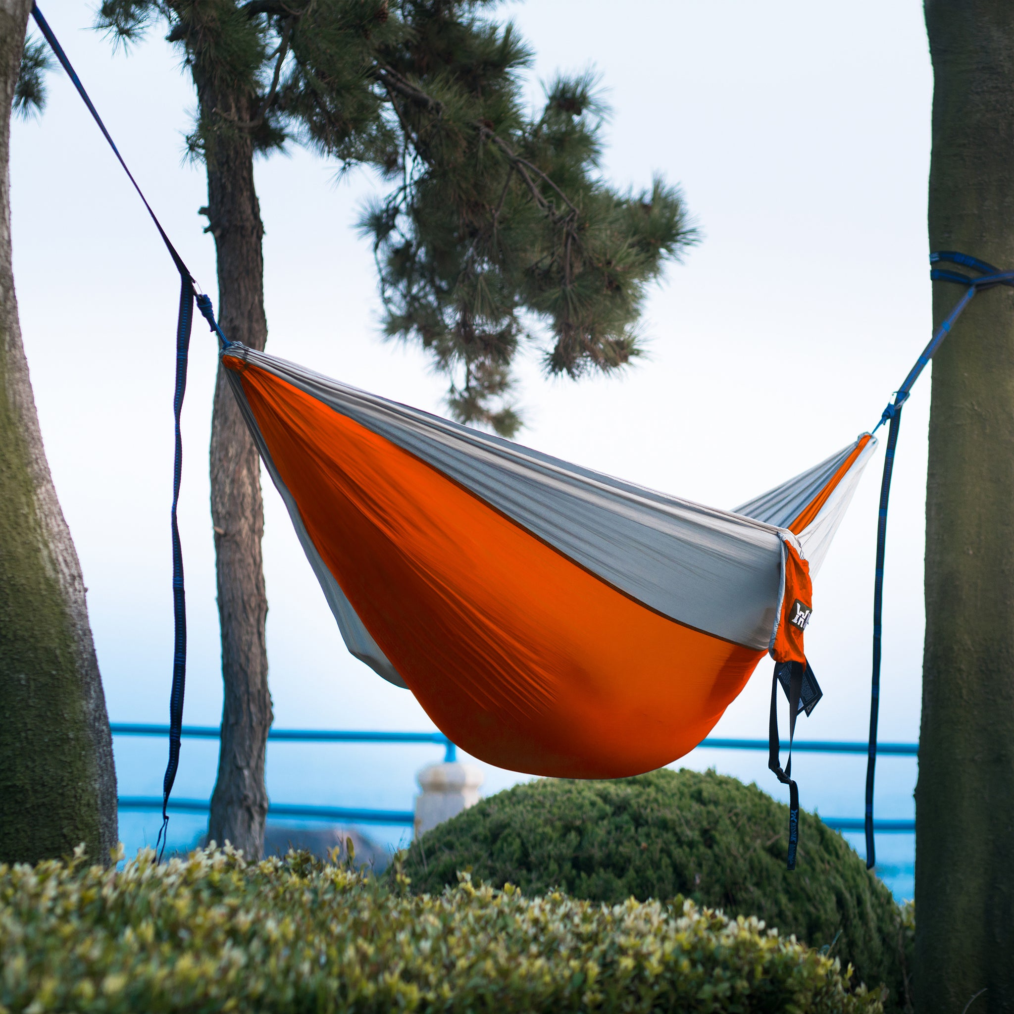 Pro Camping Hammock   Orange/Grey   Winner Outfitters: Outdoor Gears U0026  Accessories