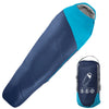 Banliku Mummy Sleeping Bag (Navy Blue)