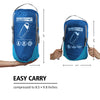 Winner Outfitters Mummy Sleeping Bag Royal Blue - Winner Outfitters:  Outdoor Gears & Accessories