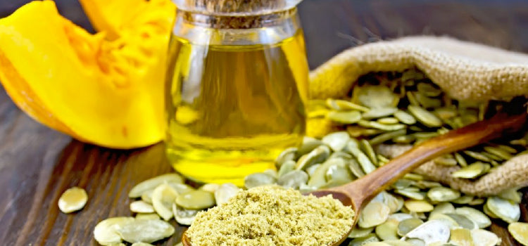Pumpkin seed oil and your skin