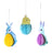Hanging Honeycomb Set-Easter decoration|Paperjazz