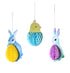 Hanging Easter Honeycomb Set 3pcs