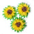 Sunflower Party Decoration Summer Birthday Wedding Bridal Shower - paperjazz