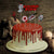 Zombie Party Cake & Cupcake Toppers-Horror decoration|Paperjazz