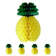 "6Pcs 8""  Paper Honeycomb Pineapple - paperjazz"