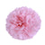 Light Pink Tissue Paper Pompom 3pcs in one pack - paperjazz