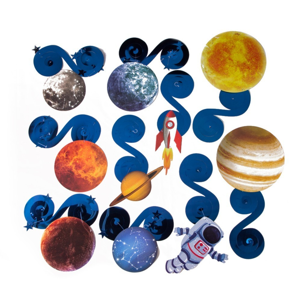 Banners Buntings Garlands Paper Jazz Outer Space Themed Party Supply Kit Banner Party Decoration Planet Bi Home Furniture Diy Lugecook Com Br