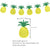 Pineapple Summer Party Garland - paperjazz