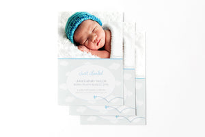 Baby Announcements - GFP Babies Newborn Photography
