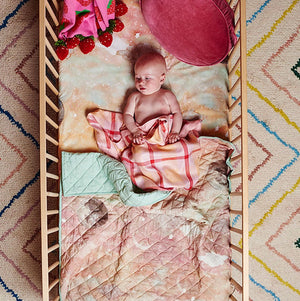 Lark: Kip&Co Tart Attack Baby Swanky Blanky - GFP Babies Newborn Photography