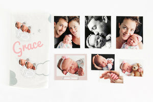Sugar and Spice - GFP Babies Newborn Photography