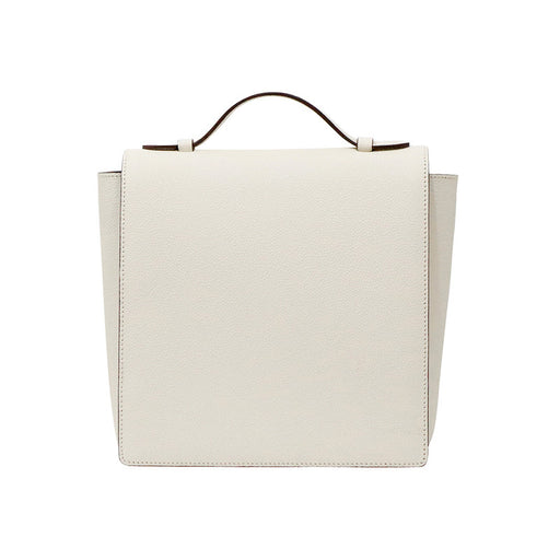SQUARE FLAP - CREAM - milma.studio