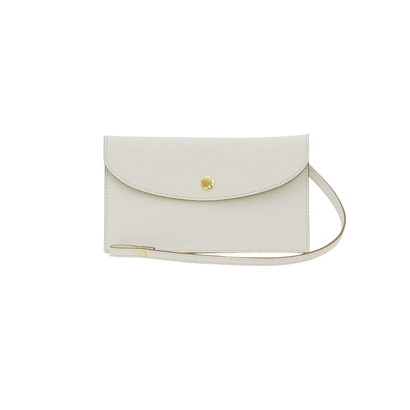 WALLET POUCH - CREAM - milma.studio