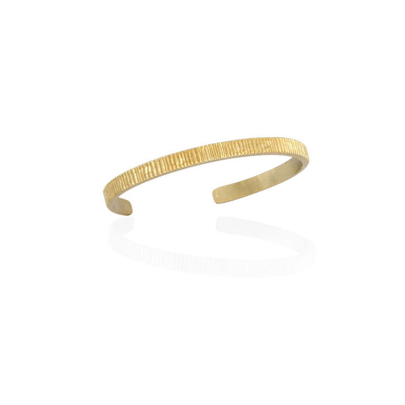 ETERNITY BANGLE - GOLD - milma.studio