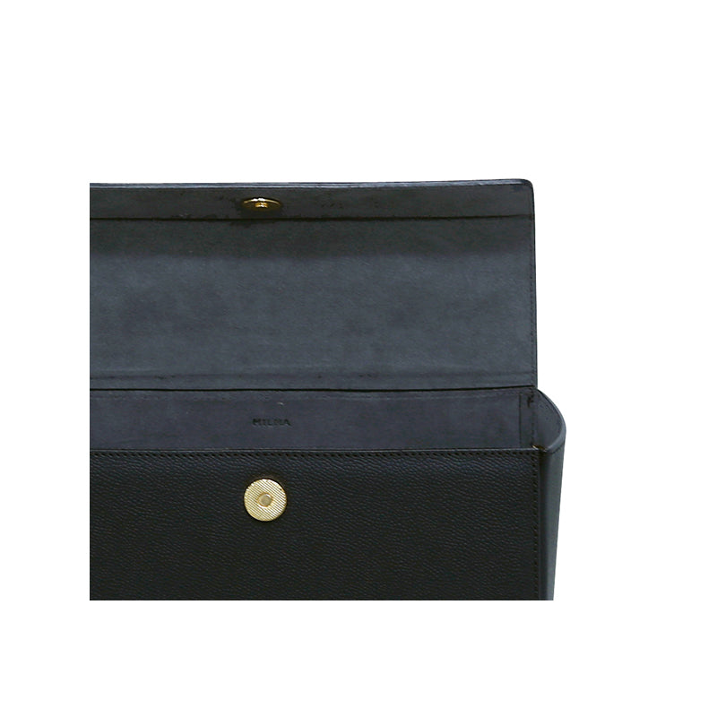 CITY WIDE BOX - JET BLACK - milma.studio