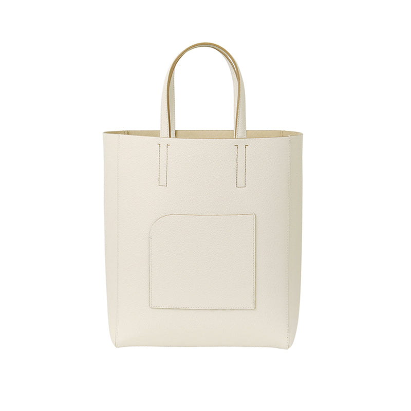 POCKET MINI BUCKET -  CREAM - milma.studio