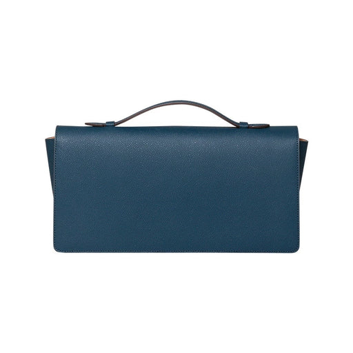 URBAN FLAP - DARK PEACOCK BLUE