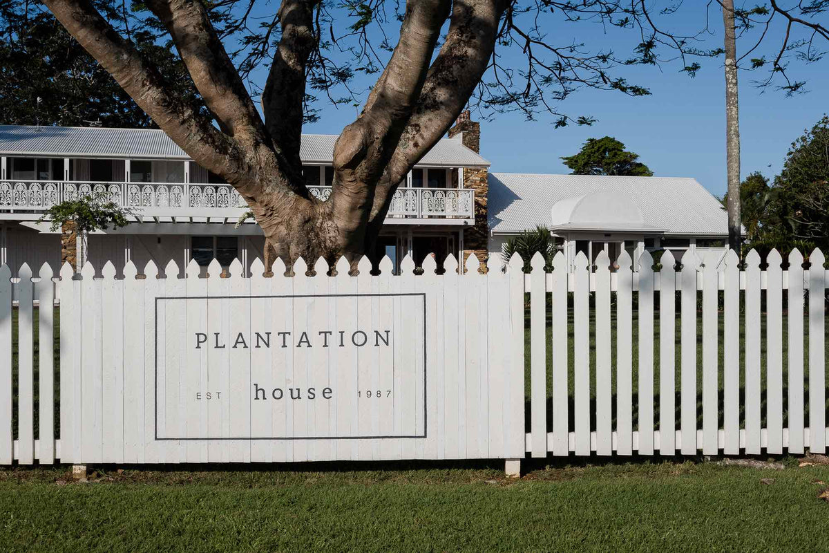About Plantation House