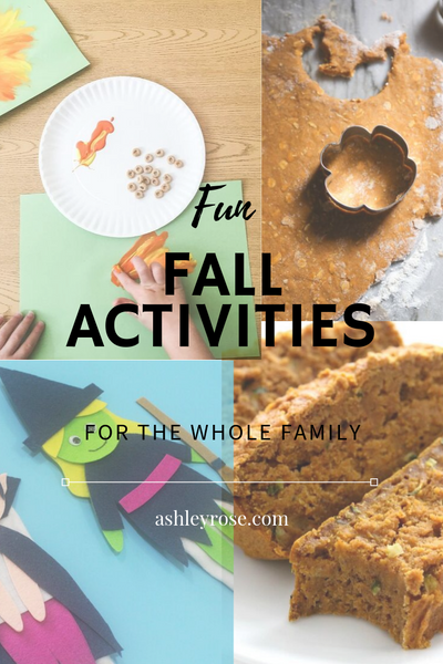 Our Favorite Fall Activities to Try This Year