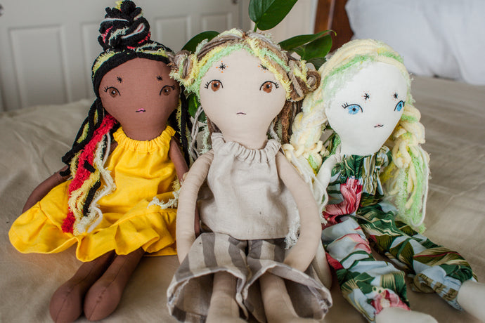 8 Hairstyles to Try With Your Matching Dolls