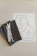 Mask Sewing Kit-Two Masks