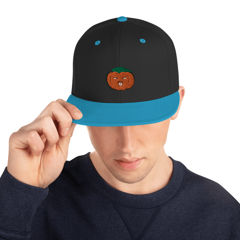 Pierre Emote Snapback Hat