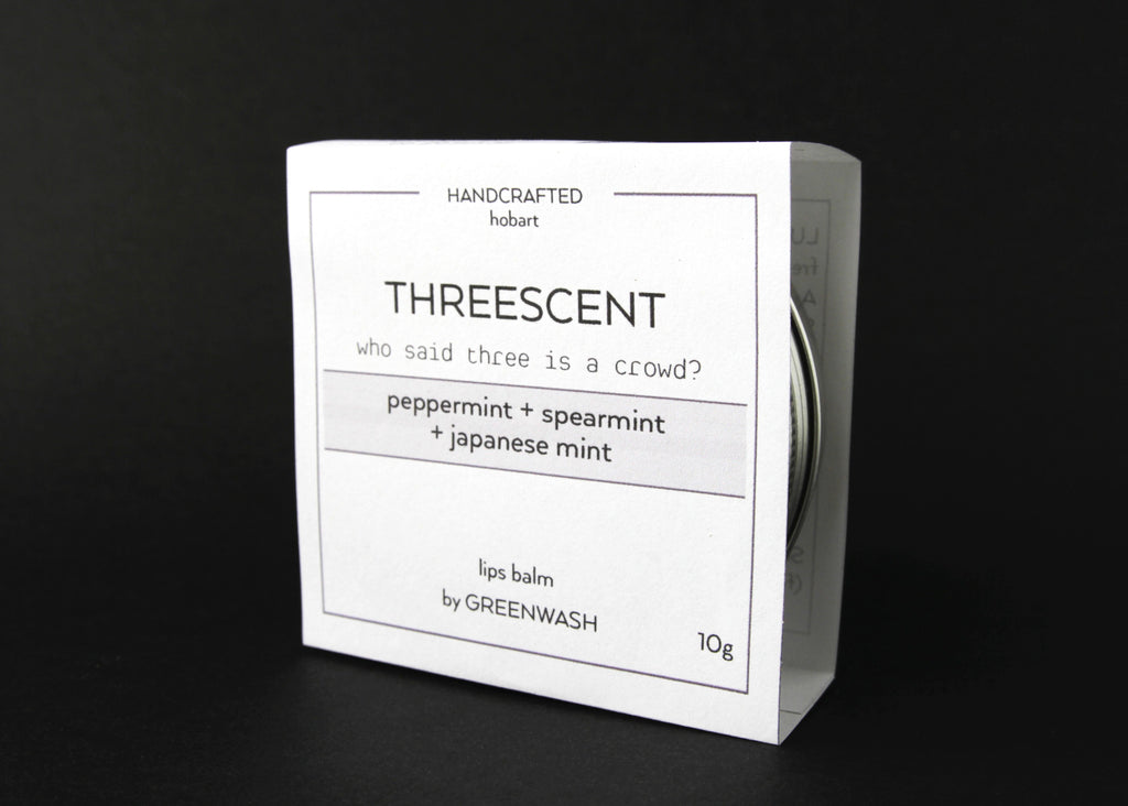 threemint lip balm/ original