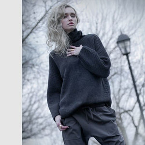 dref by d ice sweater black