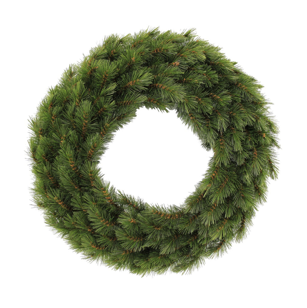 Geneva Pine Wreath 61 cm (2 ft)