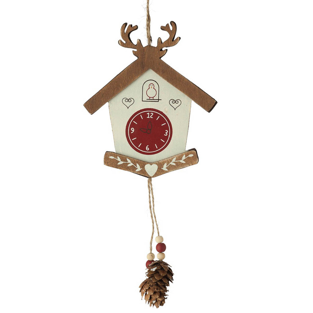 Cuckoo Clock Ornament 28cm