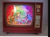 LED W-S TV Rudolph's Story