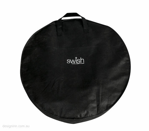 Wreath Storage Bag Black 60cm