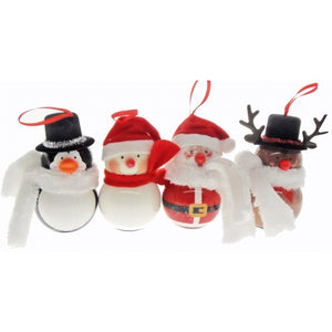 4/A Xmas Character LED Decorations