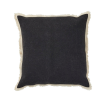 Oxford Cushion Black 50cm x 50cm