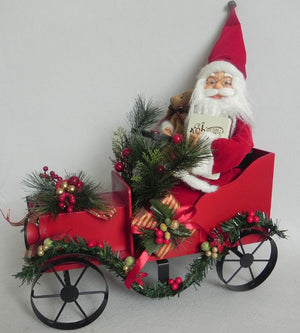 Santa Ride in Chair