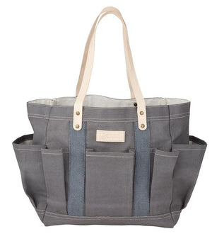 Waxed Canvas Tote Bag