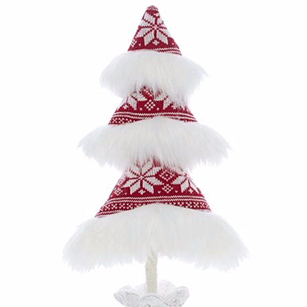 Christmas decoration Scandinavian Nordic  snow tree