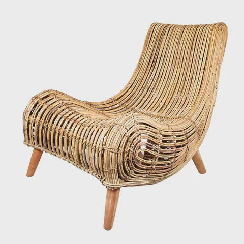 Haiti Ratan Chair Lounge 73x98D