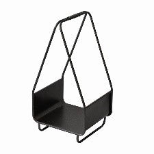Metal Firewood Holder 41x36x78cm
