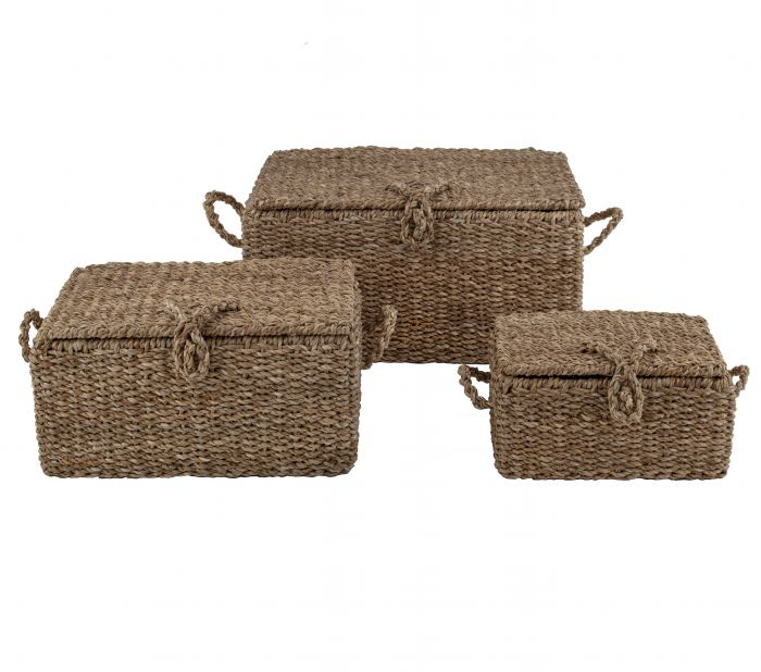 Valetta Trunk Natural Small