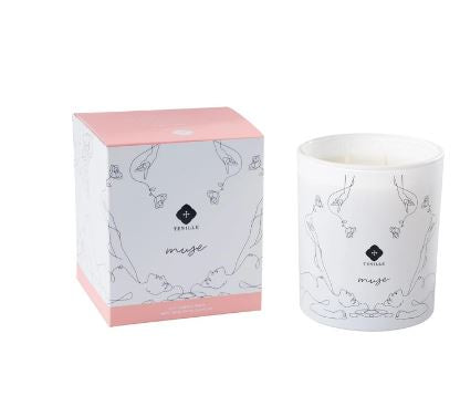 tenille candle Muse