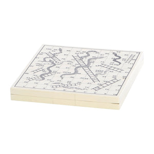 Foggart Bone Snakes & Ladders Board Set