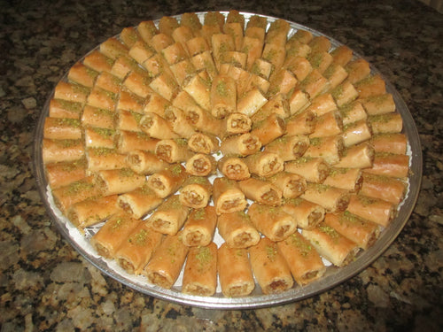 Vegan Maple Baklava (1kg. / 60 pcs.)